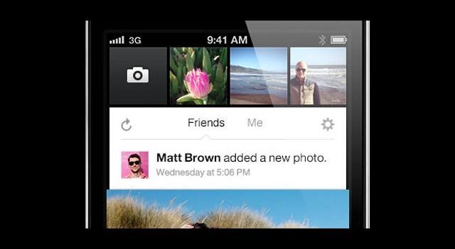 Facebook'tan Instagram Klonu