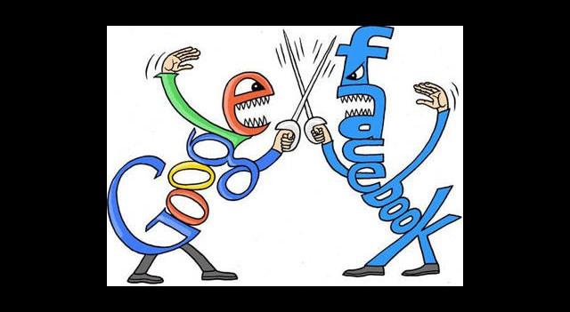 Google, Facebook'a salladı!