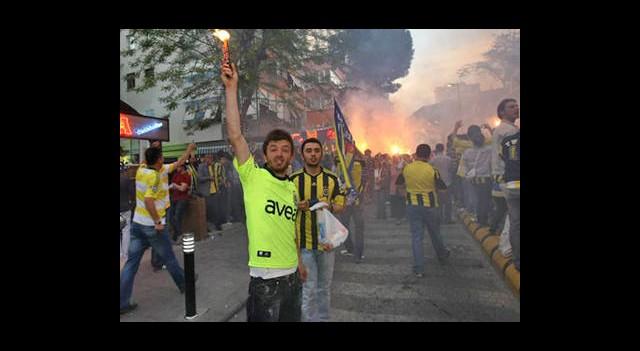Fenerbahçe'nin Kalesi Bağdat Caddesi