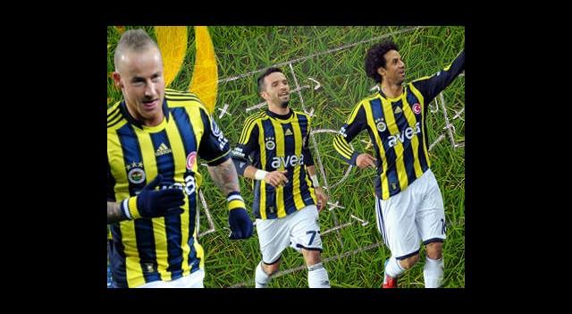 Fenerbahçe'de Şampiyonluk Planı