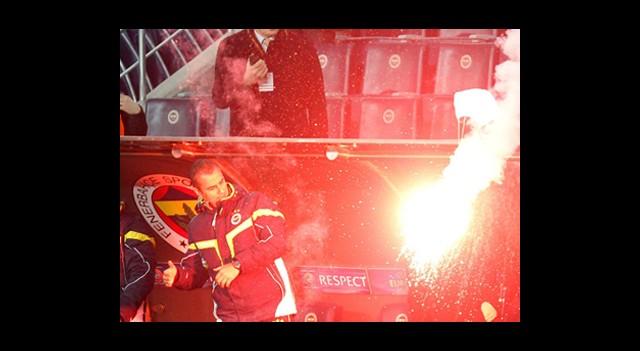 Fenerbahçe, UEFA Disiplin Kurulu'na Sevk Edildi!