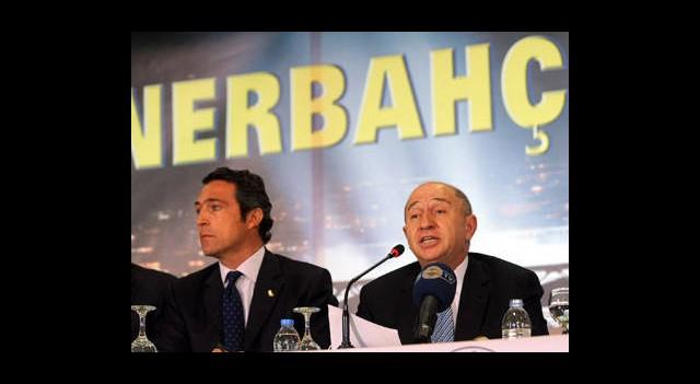 Fenerbahçe'de Kongre Devam Ediyor