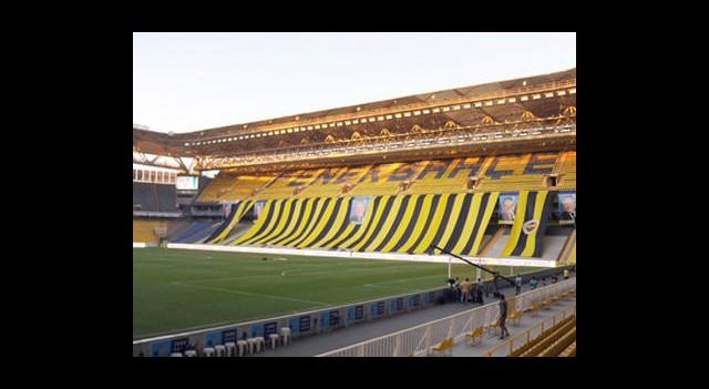 Fenerbahçe Stadı Kapandı