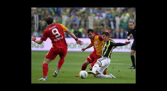 Fenerbahçe Elenirse Galatasaray'a Gün Doğacak