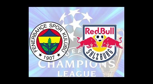 Fenerbahçe'nin İlk 11'i Belli Oldu