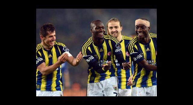 Fenerbahçe'de Yedeklere Gün Doğdu