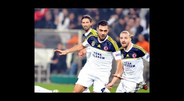 Fenerbahçe Fransa'da Turladı