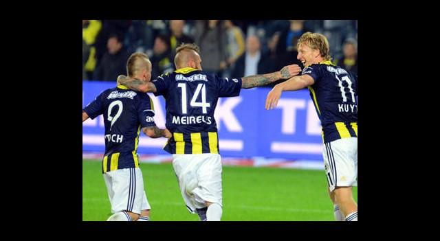 Fenerbahçe Rövanş Peşinde