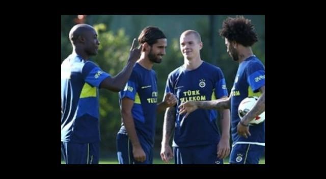 Fenerbahçe 8 Eksikle Çalışıyor