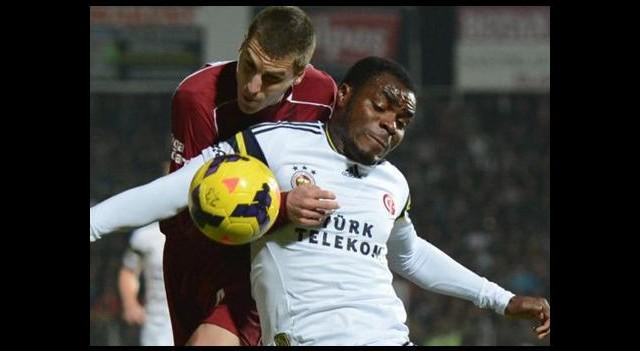 Fenerbahçe'nin deplasman kabusu sürüyor