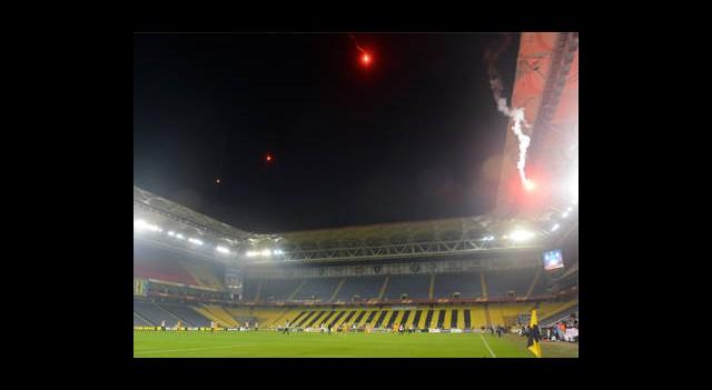 UEFA'dan Fenerbahçe'ye Şok!