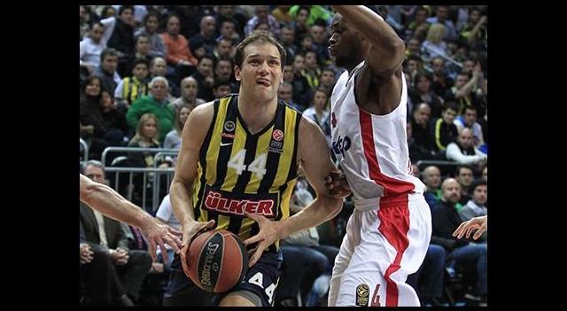 Fenerbahçe Ülker şampiyonu devirdi