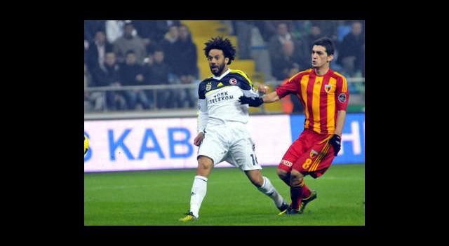 Fenerbahçe-Kayserispor Canlı Anlatım