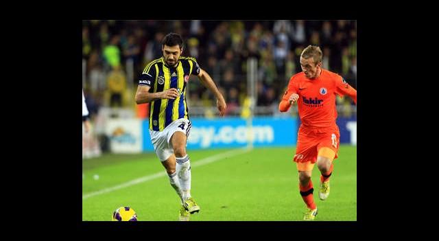İstanbul BŞB-Fenerbahçe Canlı Anlatım