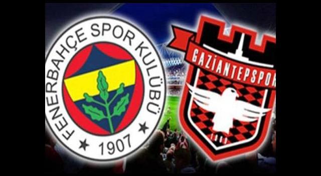 Fenerbahçe - Gaziantepspor maçını kim kazanacak?