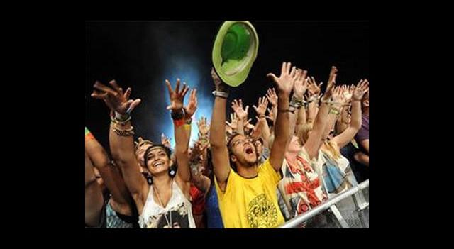 380 Bin Kişi Festivalde Coştu