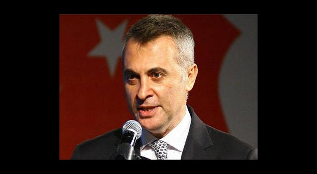 Fikret Orman'dan UEFA Oyunu