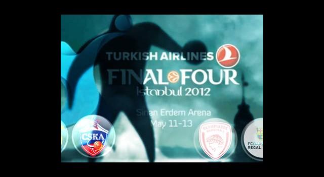 Final-Four'da Heyecan Dorukta