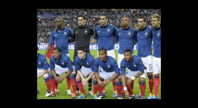 Fransa'nın Kadrosu Açıklandı