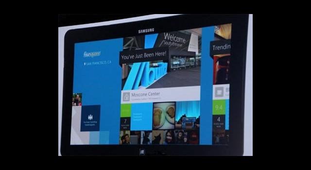 Windows 8'e Resmi Foursquare Uygulaması Geliyor!