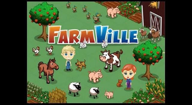 Farmville Gerçek Oldu