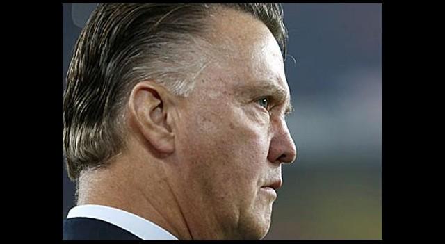 Van Gaal, Mancini'yi eleştirdi