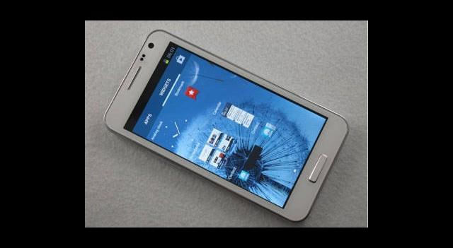 18 Megapiksel Kameralı Galaxy S4 Çakması