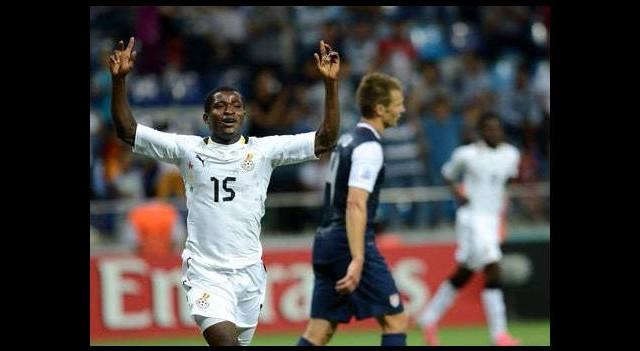Gana, ABD'ye karşı 2-0 önde
