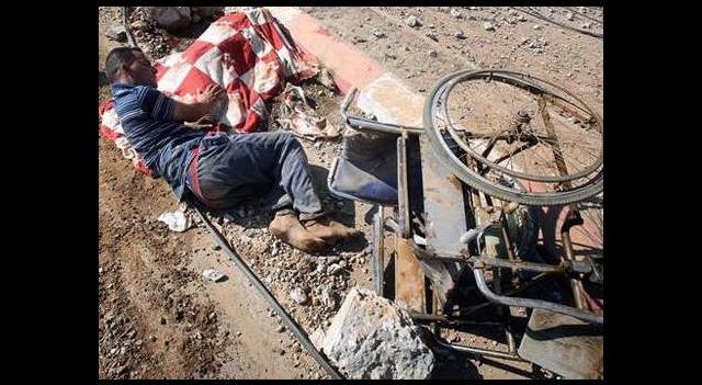 Gazze'de öldürülen engelli kızın dramı!
