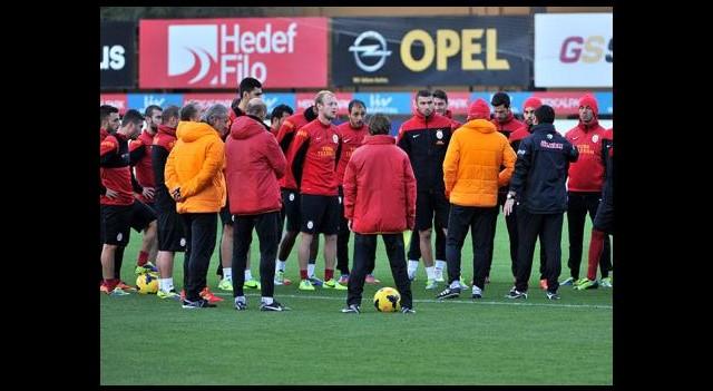 G.Saray'da gol atan haftaya oynamayacak