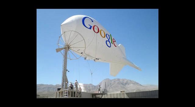 Google Wi-Fi Balonlarının Testine Başladı