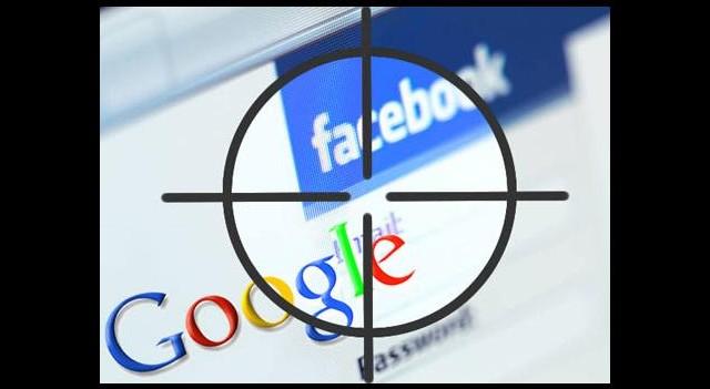 Google'dan Facebook'a sert tepki!