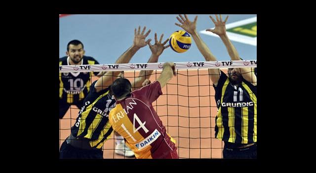 Dev Derbi Fenerbahçe Grundig'in