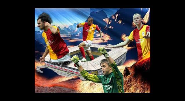 Galatasaray Kazanmak İçin Çıkacak