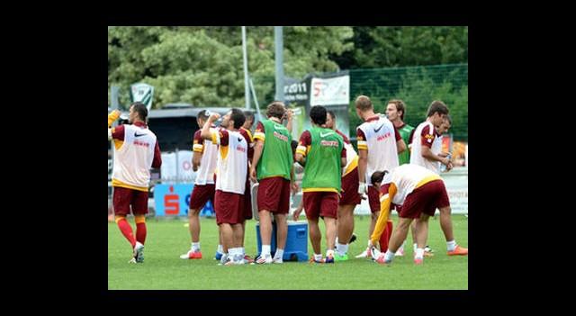 Galatasaray'da Yolcular Belli Oldu