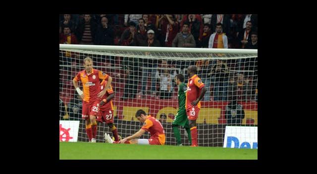 Galatasaray'ın 'Cuma' Kabusu