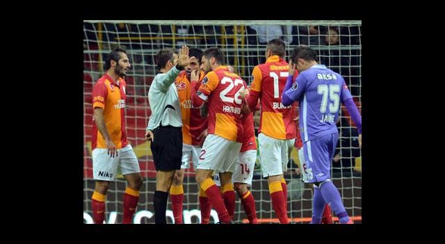 Galatasaray Bu Sezon İlk Defa...