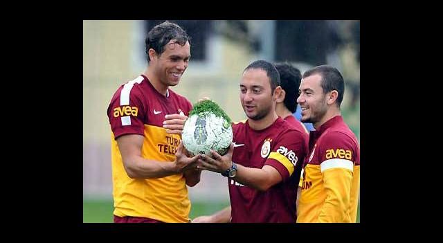 Galatasaray'da Kaleci Değişikliği