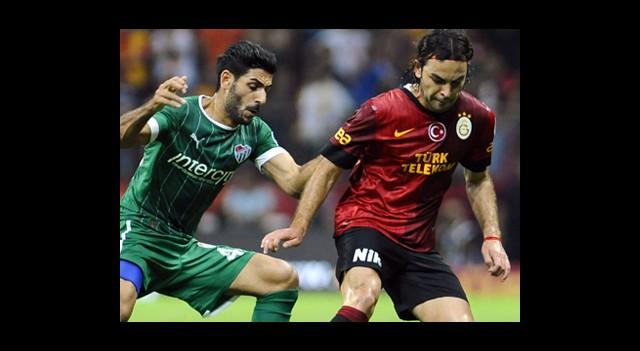 Galatasaray İle Bursaspor 88. Randevuda