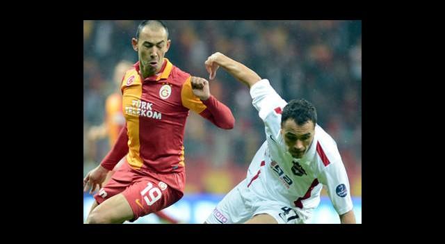 Galatasaray Yara Aldı