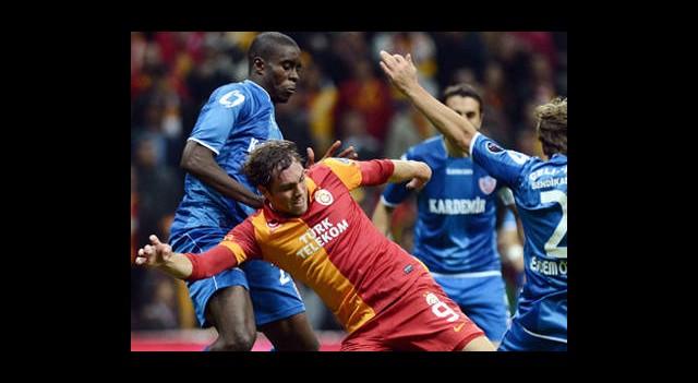 Galatasaray-Karabükspor Maçından Notlar