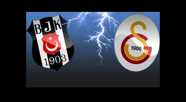 Beşiktaş'tan Galatasaray'a tarihi çalım