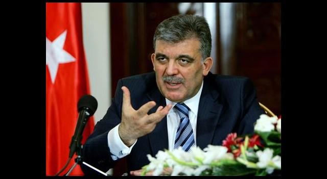 Abdullah Gül'den sitem dolu sözler