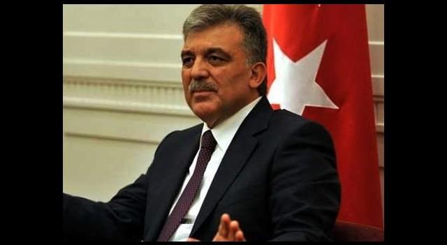 Cumhurbaşkanı Gül'den o tahliyelere tepki
