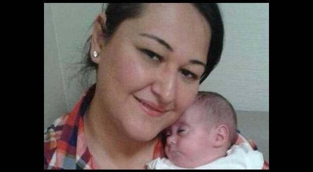 Muciz annenin mucize bebeği!