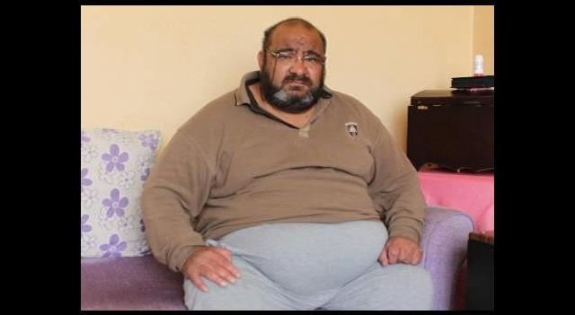 250 kiloluk adamın yardım çığlığı