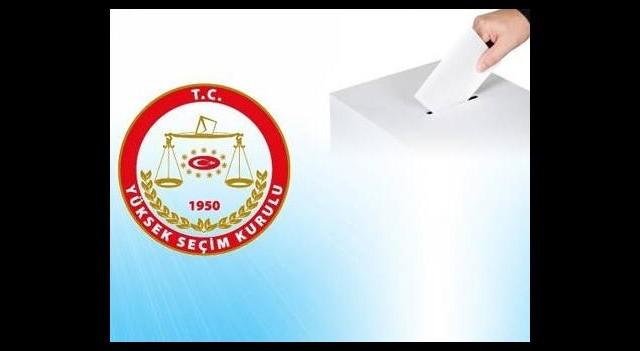 Cumhurbaşkanı seçiminde sandık seçmen sayıları belirlendi