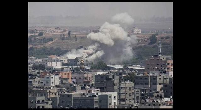 Gazzede 3 günlük ateşkes