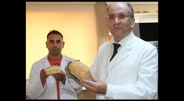 Bu ekmeğin öyle bir özelliği var ki...