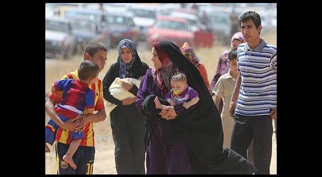 Musul'da halkın korkusu 'hava bombardımanı'